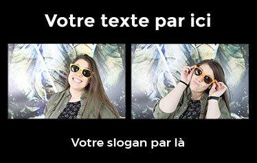 selfie-box multipose fois deux