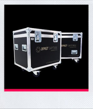 Flight Case pour borne photo